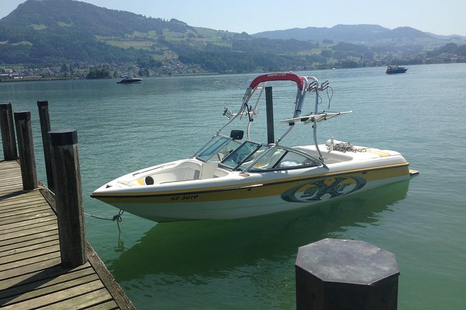 Lake of Zurich Private Boat Tour
