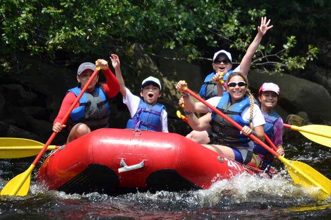 Family Style Whitewater Rafting