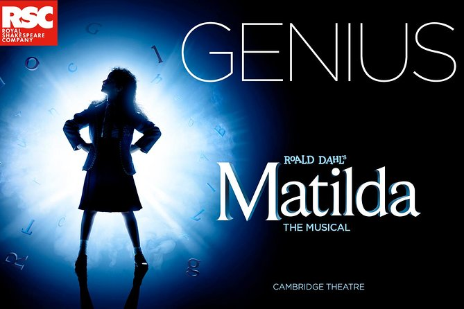 Matilda Theater Show in London