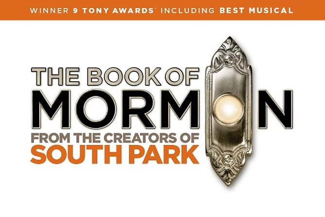 The Book of Mormon Theater Show in London