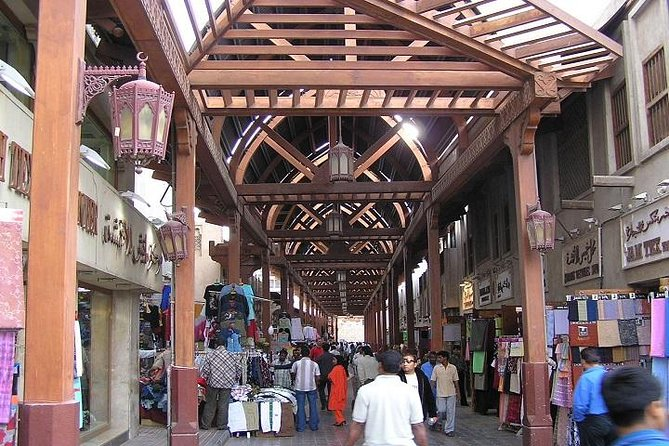 Dubai Heritage History Culture and Shopping Tour Including Dubai Museum