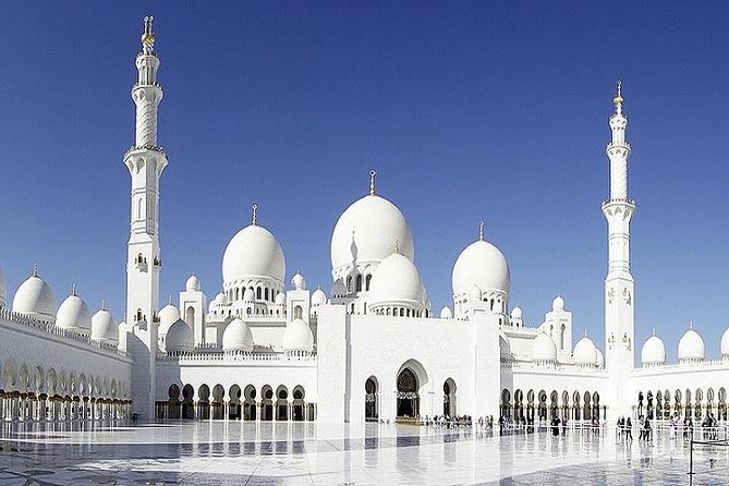 Private Tour: Full-Day Abu Dhabi Tour From Dubai photo 1