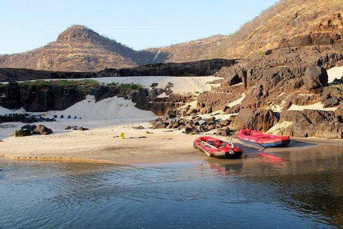 Zambezi Whitewater Rafting & Overnight Camping in Batoka Gorge