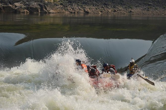 5 Days & 4 Nights Whitewater Rafting Victoria Falls