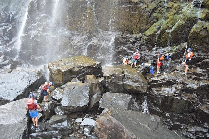 3 Days & 2 Nights Whitewater Rafting Victoria Falls