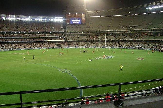 Melbourne Shore Excursion: Sports Lovers Tours of Melbourne