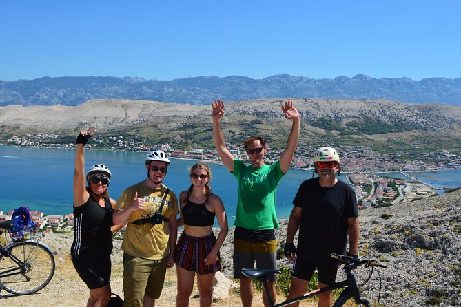 Island of Pag Guided Bike Tour