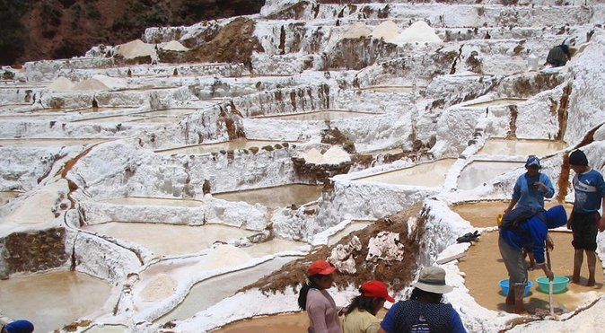 Sacred Valley with Moray and Salineras Private Full-Day Tour