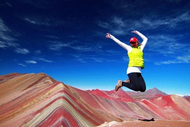 Private tour - Rainbow Mountain Cusco