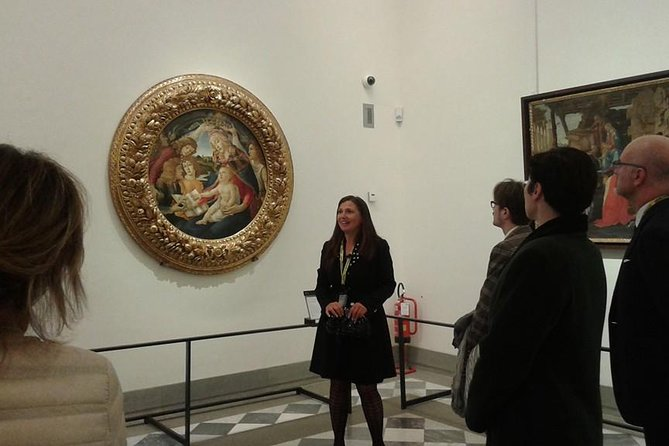 Exclusive Uffizi Gallery Private Visit photo 5