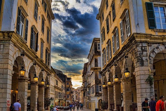 Achillion Corfu Town Private Tour
