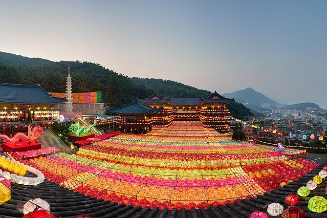 3-Day Round-Trip Tour from Busan to Gyeongju