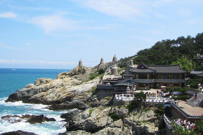 VIP Full-Day Busan Tour Including Haedong Yonggungsa Temple