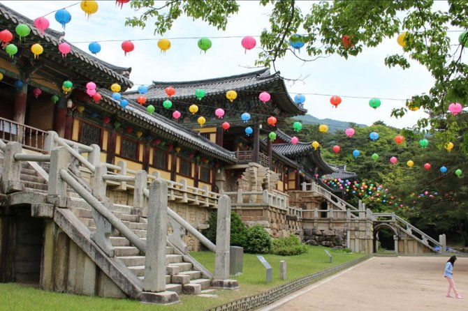 VIP Gyeongju Day Trip from Busan Including UNESCO World Heritage Sites