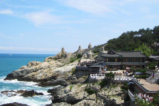 Full-Day Busan Tour Including Haedong Yonggungsa Temple