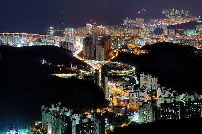 Busan Night Tour Including a Cruise