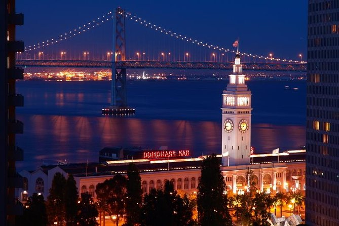 San Francisco Helicopter Tour and Sunset Dinner Cruise