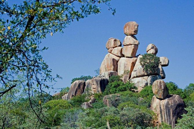 Bulawayo - Half Day Matopos Safari Game Drive