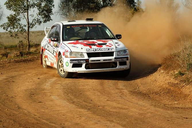 Barossa Rally Car Drive 8 Lap and Ride Experience