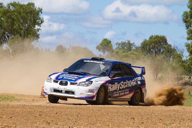 Barossa Rally Car Drive 8 Lap and Ride Experience photo 3