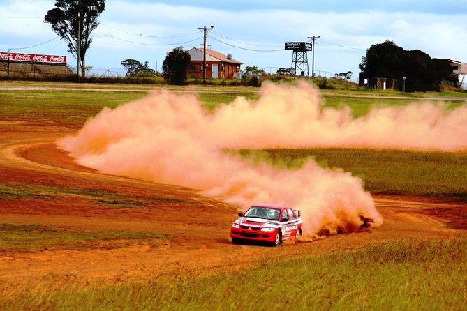 Victoria Rally Car Drive 8 experiencia Vuelta y viaje