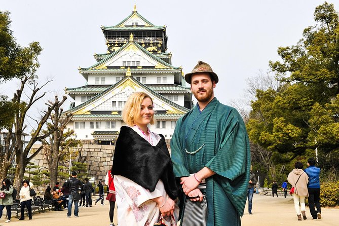Expérience du kimono au Kansai