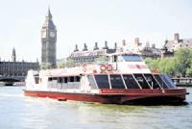 Tower of London and Thames River Sightseeing Cruise photo 4
