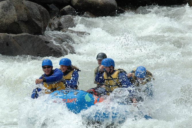 Half Day Expert Rafting Trip on Pine Creek with Lunch