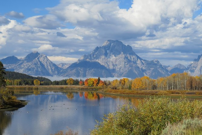 Grand Teton National Park Full-Day Guided Tour photo 3
