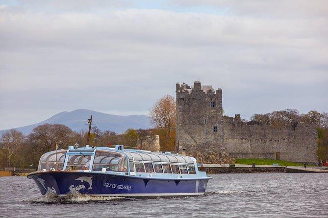 Killarney National Park and Lakes of Killarney Boat Tour