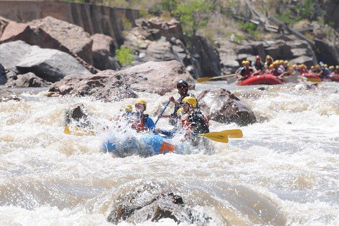 Everyone Love Rafting!