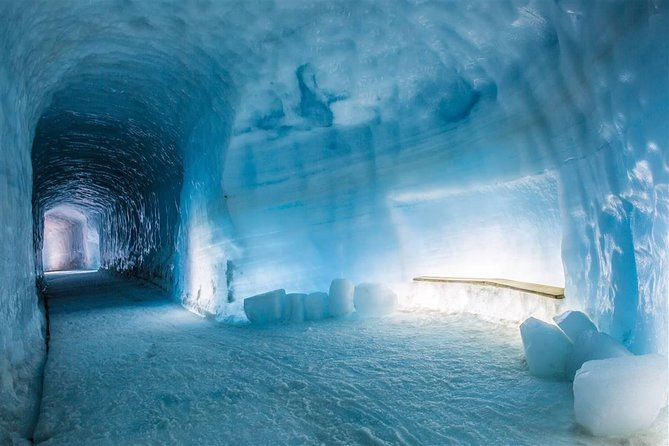 Icelandic Sagas and Glacier Cave Private Tour from Reykjavik