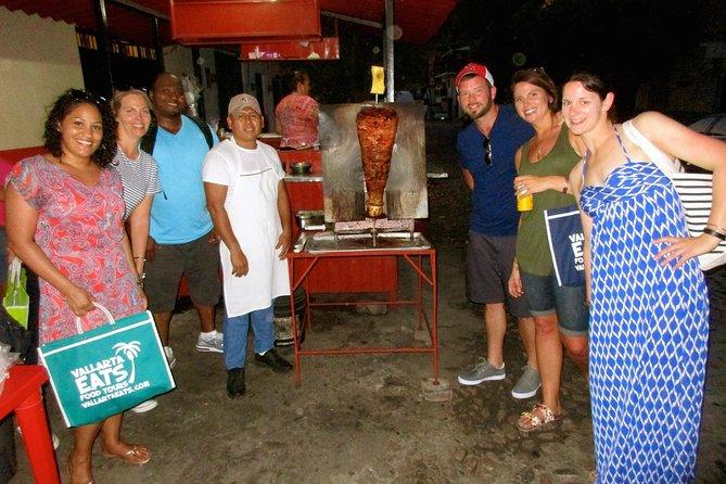 #1 Tacos After Dark Food Walking Tour in Puerto Vallarta