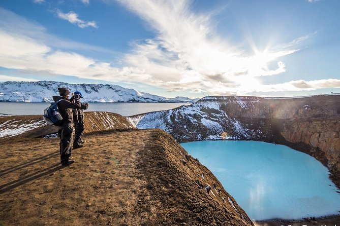 Askja & Holuhraun, Super Jeep Day Tour from Lake Myvatn