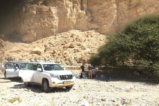 GoKEDEM Private Negev & Ramon Crater Adventure From Tel Aviv With Bedouin Feast