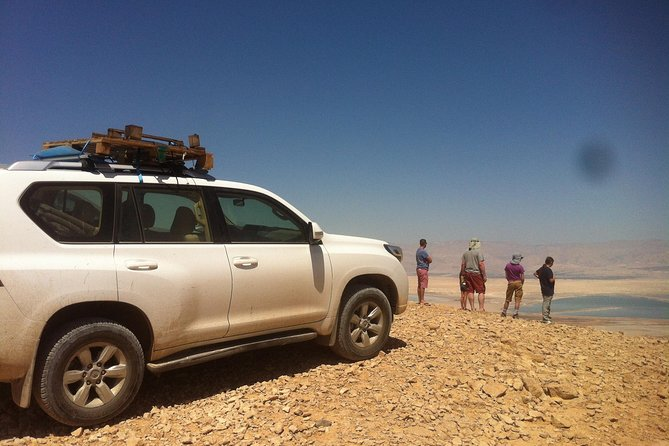 GoKEDEM Premium Off-Road Masada & Deadsea Adventure from Jerusalem
