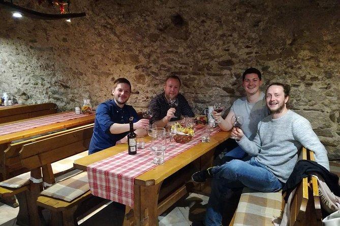 Bratislava 3-Hour Wine Tasting
