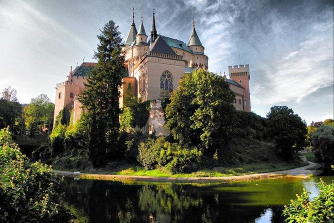 Bratislava Day trip to Bojnice Castle and Cicmany Village