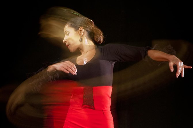 Private Flamenco Workshop in Nerja