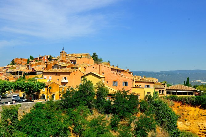 Small-Group Day Trip from Avignon : Market Tour and Luberon Villages