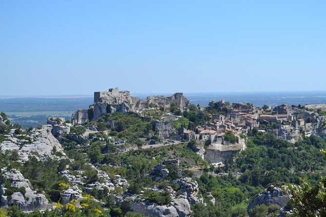 Private Day Trip to Baux de Provence and St Remy from Arles