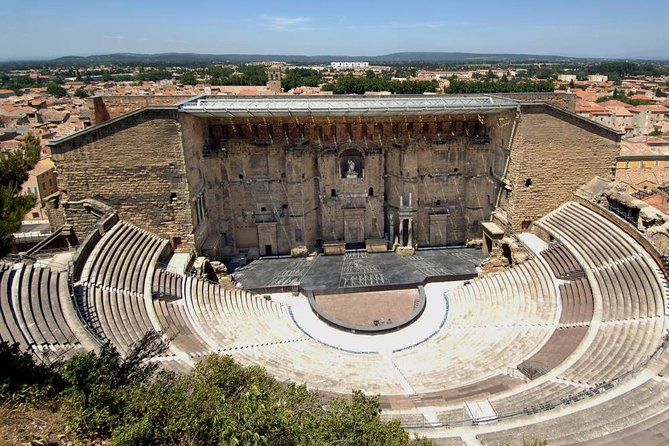 Private Tour of Avignon, Orange and Chateauneuf du Pape from Arles