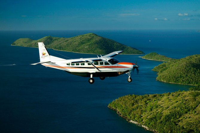 Reef and Island Scenic Flight from Airlie Beach