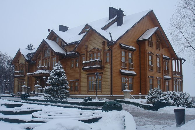 Yanukovych's Countryside Residence: Tour from Kyiv