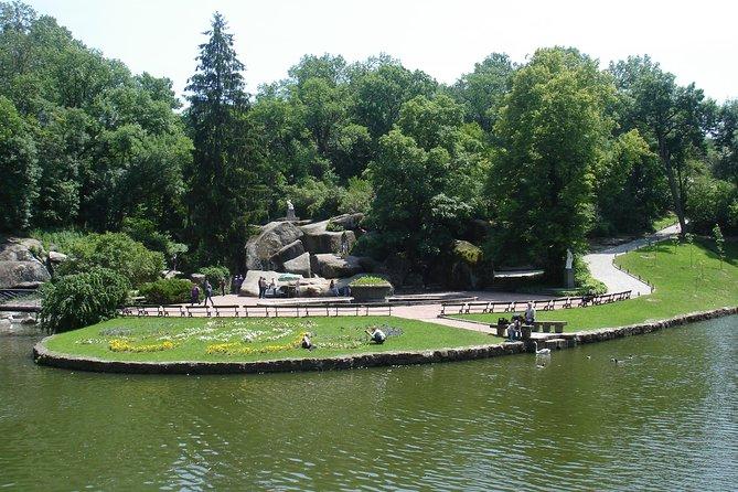 Arboretum Sofiyevka Park i Uman från Kiev