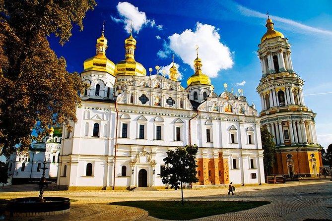 Kyiv Pechersk Lavra Monastery