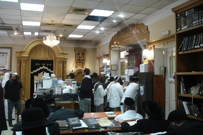Private Tour of Chassidic Grave of Nachman of Breslov in Uman from Kyiv
