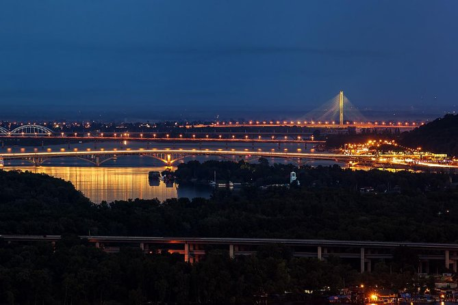 Bridges Tour in Kyiv photo 1