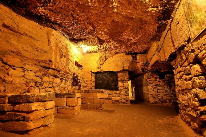 Odessa's Private Catacombs Tour
