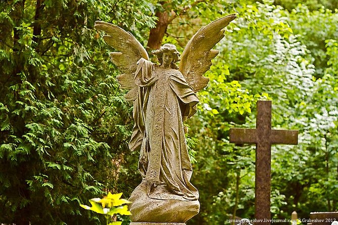 Private Tour of Kyiv's Cemeteries
